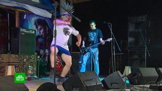 Колхозный панк: бизнесмен устроил необычный фестиваль вудмуртском селе