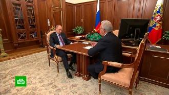 Путин поддержал идею возвращения к вопросу строительства метро в Красноярске
