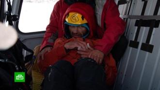 Выживший: как спасали российского альпиниста вПакистане