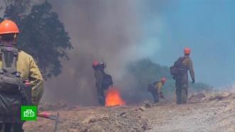 Ущерб от пожаров вКалифорнии может превысить $100млн