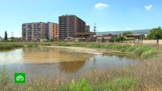 Уникальное озеро в центре Махачкалы оказалось под угрозой уничтожения