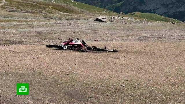 Самолет потерпел крушение вгорах Швейцарии: не менее 20погибших.Швейцария, авиационные катастрофы и происшествия, самолеты.НТВ.Ru: новости, видео, программы телеканала НТВ
