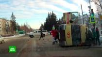 В Татарстане жители встали на защиту водителя скорой после резонансного ДТП