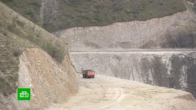 Жители Дагестана собрали деньги на строительство новой дороги.Дагестан, дороги, строительство.НТВ.Ru: новости, видео, программы телеканала НТВ