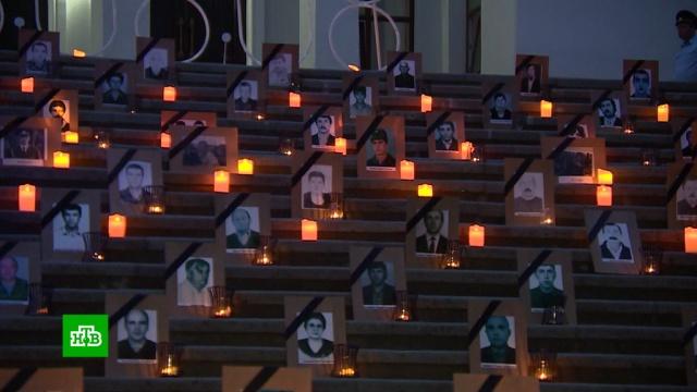 Страшные дни августа 2008-го: вЦхинвале вспоминают жертв грузинской агрессии.Абхазия, Грузия, Южная Осетия, войны и вооруженные конфликты.НТВ.Ru: новости, видео, программы телеканала НТВ