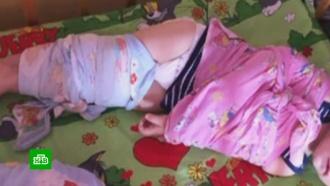 Воспитанников детсада вАстрахани привязывали ккроватям простынями