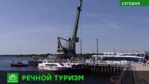 Укрепости Орешек появится причал для пассажирских лайнеров