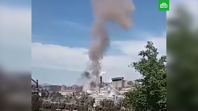 Мощный взрыв прогремел на заводе вБразилии, есть пострадавшие.Бразилия, взрывы.НТВ.Ru: новости, видео, программы телеканала НТВ