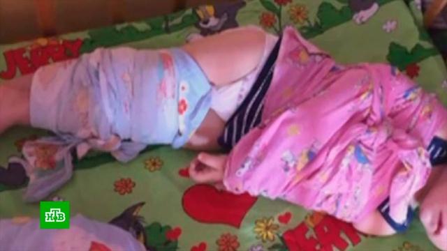 В Астрахани задержаны владельцы частного детсада, где связывали малышей во время сна.Астрахань, дети и подростки, детские сады, издевательства, скандалы.НТВ.Ru: новости, видео, программы телеканала НТВ