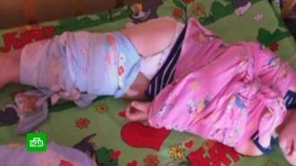 В Астрахани задержаны владельцы частного детсада, где связывали малышей во время сна