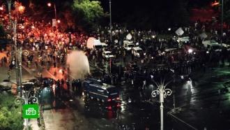 Число пострадавших в ходе протестов в Румынии превысило 400