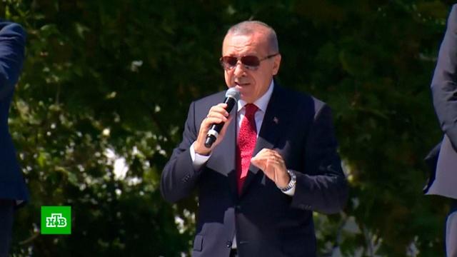 Эрдоган пригрозил США поиском «новых друзей».США, Турция, Эрдоган, санкции.НТВ.Ru: новости, видео, программы телеканала НТВ