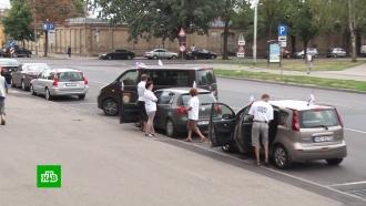 В Латвии стартовал автопробег в защиту русских школ