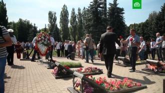 ВРоссии почтили память подводников «Курска»