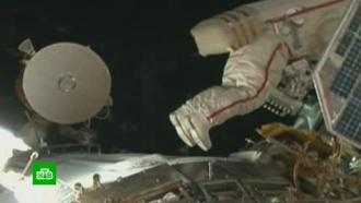 Космонавты запустили на орбиту двух общающихся между собой «Танюш»