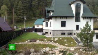 Алтайскому чиновнику в качестве взятки построили особняк в лесу