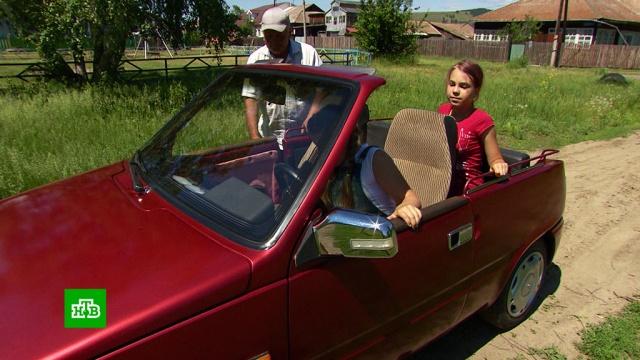 «Назло дорожающему бензину»: сибирский «Тесла» собрал на базе «Оки» модный электромобиль.Красноярский край, Сибирь, автомобили, изобретения, электромобили.НТВ.Ru: новости, видео, программы телеканала НТВ