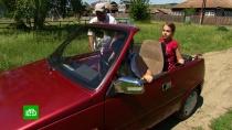 «Назло дорожающему бензину»: сибирский «Тесла» собрал на базе «Оки» модный электромобиль