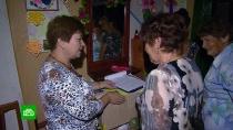 Библиотекарь возит книги и журналы в отдаленные села Удмуртии