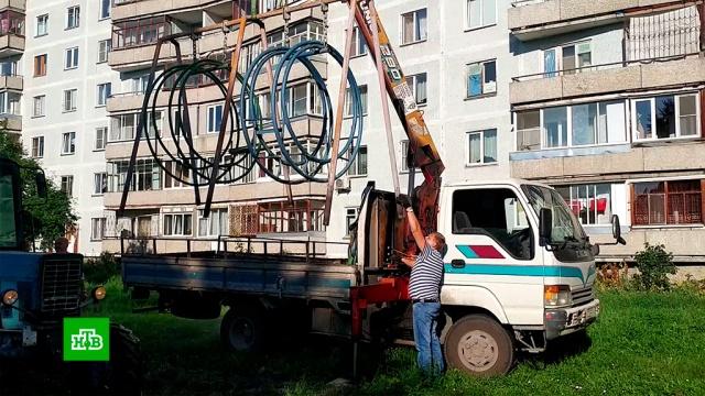 Новосибирские власти оправдались после скандального сноса качелей.Новосибирск, дети и подростки, скандалы.НТВ.Ru: новости, видео, программы телеканала НТВ