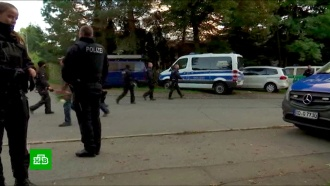 Выходца из России задержали вБерлине по подозрению вподготовке теракта