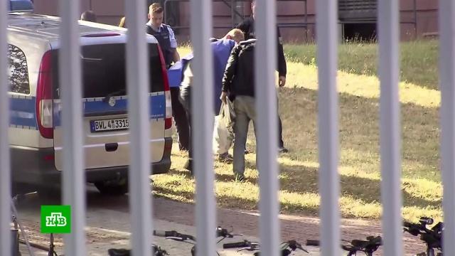 ВФРГ арестовали задержанного по подозрению вподготовке теракта россиянина.Германия, аресты, задержание, терроризм.НТВ.Ru: новости, видео, программы телеканала НТВ