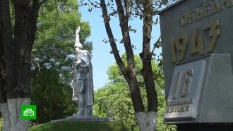 Путин вКурске возложил цветы кМогиле Неизвестного Солдата ипообщался споисковиками