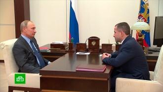 Путин назначил послом РФ вБелоруссии Бабича