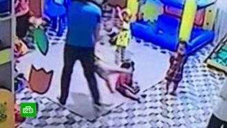 Камера наблюдения сняла издевательства над детьми в частном детсаду в Красноярском крае