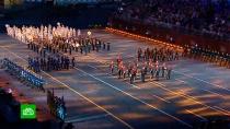 Фейерверк музыки исвета: вМоскве открывается «Спасская башня»