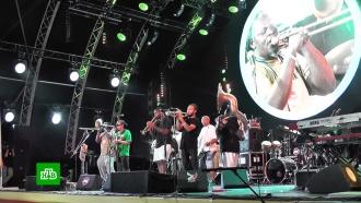 Международный джазовый фестиваль открылся вКоктебеле