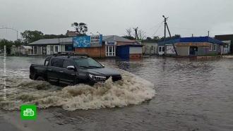 Власти Приморья просят защитить Уссурийск от большой воды новой дамбой