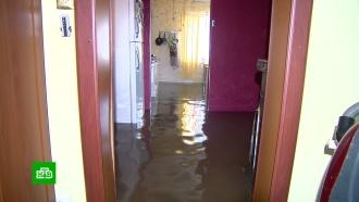 Жители Уссурийска охраняют свои затопленные дома от мародеров