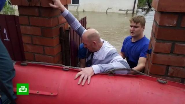 Минэнерго: электроснабжение Уссурийска полностью восстановлено.МЧС, Приморье, наводнения, погода, штормы и ураганы.НТВ.Ru: новости, видео, программы телеканала НТВ