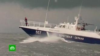 ВЧёрном море девятые сутки ищут серфера, отказавшегося спасаться