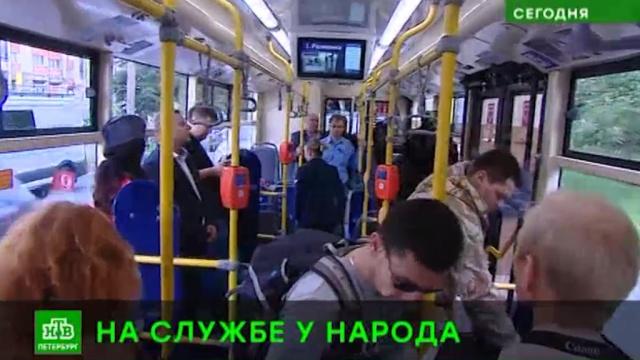 На северо-востоке Петербурга начали курсировать электробусы.Санкт-Петербург, общественный транспорт.НТВ.Ru: новости, видео, программы телеканала НТВ