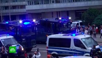 В Германии из-за беспорядков в Саксонии требуют отставки главы МВД