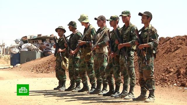 Вышедшие из Идлиба жители рассказали об издевательствах боевиков.беженцы, войны и вооруженные конфликты, гуманитарная помощь, Сирия, терроризм.НТВ.Ru: новости, видео, программы телеканала НТВ