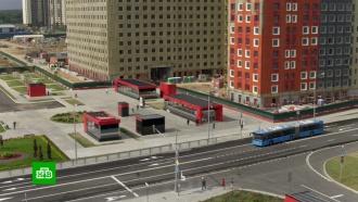 Вмосковском метро запустили движение на новом участке желтой ветки