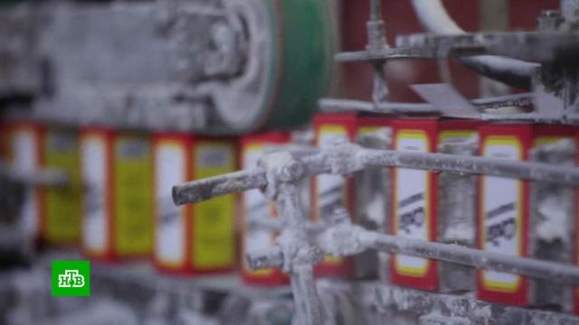 Крупнейший вРоссии завод по производству соды может остаться без сырья.Башкирия, заводы и фабрики, экология.НТВ.Ru: новости, видео, программы телеканала НТВ