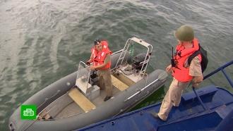 Рыбаки под охраной: что делают пограничники в Азовском море