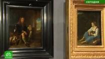 В Эрмитаже встретились грандиозные шедевры голландской живописи
