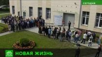 Во всеволожском мультицентре под Петербургом инвалидам дарят вторую жизнь и профессию