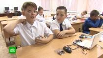 С прямой спиной: школьник из Йошкар-Олы создал автоматический корректор осанки
