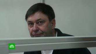 Вышинского вернули из больницы взал Херсонского суда