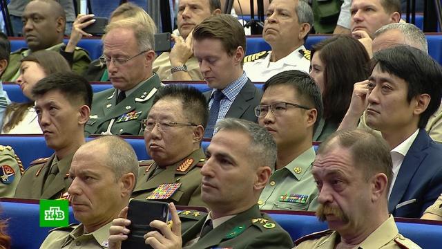Минобороны обещает не «воевать» с НАТО на учениях «Восток-2018».армия и флот РФ, Минобороны РФ, НАТО, учения.НТВ.Ru: новости, видео, программы телеканала НТВ