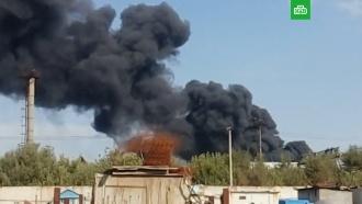 Два сварщика погибли впожаре на асфальтовом заводе вТольятти