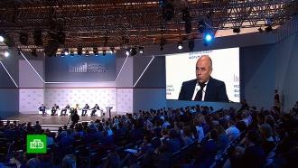 Глава Минфина прокомментировал падение рубля