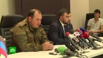 Денис Пушилин назначен врио главы ДНР