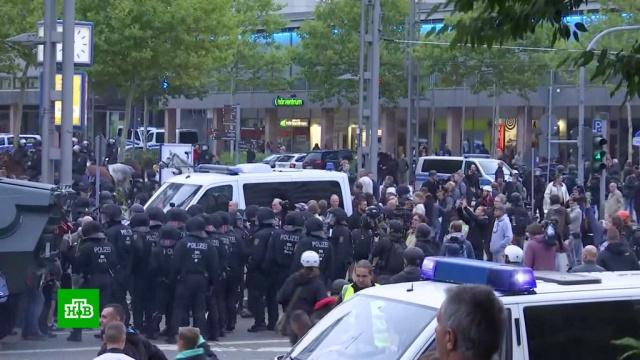 Меркель назвала виновных вразжигании ситуации вокруг Хемница.беженцы, Германия, Меркель.НТВ.Ru: новости, видео, программы телеканала НТВ